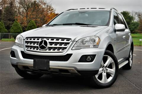 2010 Mercedes-Benz M-Class for sale at Speedy Automotive in Philadelphia PA
