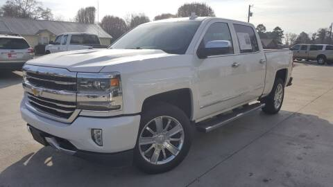2017 Chevrolet Silverado 1500 for sale at Crossroads Auto Sales LLC in Rossville GA