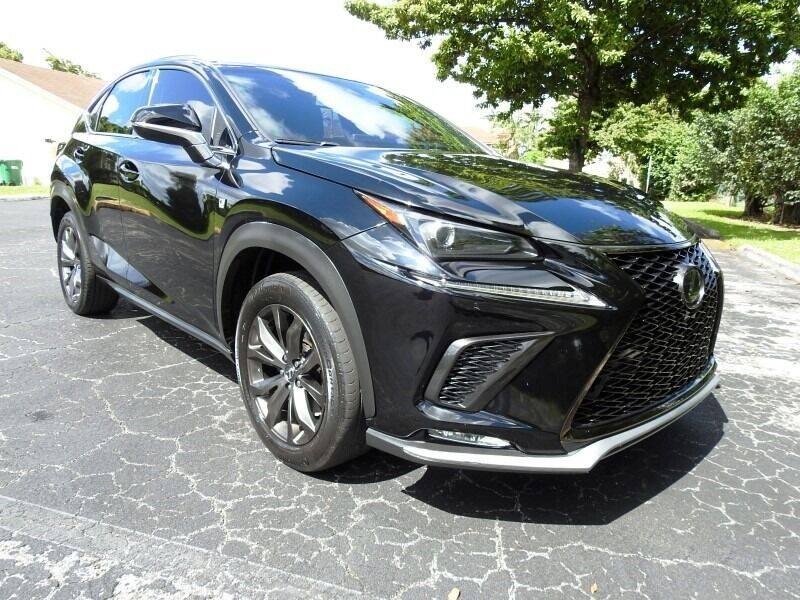2019 Lexus NX 300 for sale at SUPER DEAL MOTORS 441 in Hollywood FL