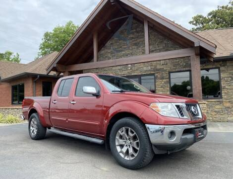 2015 Nissan Frontier for sale at Auto Solutions in Maryville TN