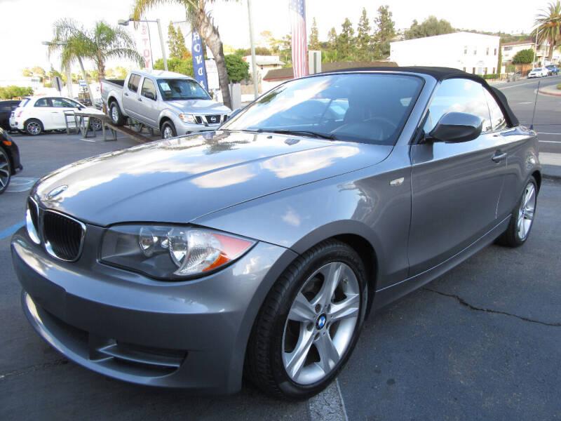 2011 BMW 1 Series for sale at Eagle Auto in La Mesa CA