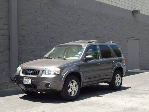2005 Ford Escape for sale at Gilroy Motorsports in Gilroy CA