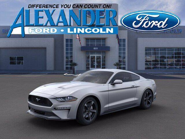 2020 Ford Mustang for sale at Bill Alexander Ford Lincoln in Yuma AZ