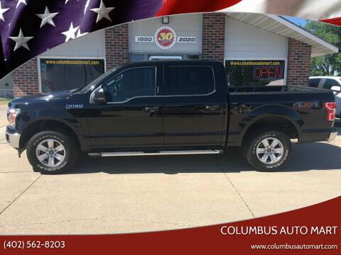 2018 Ford F-150 for sale at Columbus Auto Mart in Columbus NE