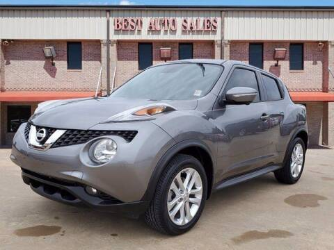 2015 Nissan JUKE for sale at Best Auto Sales LLC in Auburn AL