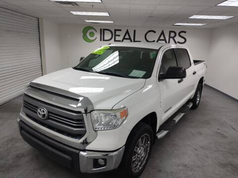 2015 Toyota Tundra for sale at Ideal Cars Atlas in Mesa AZ