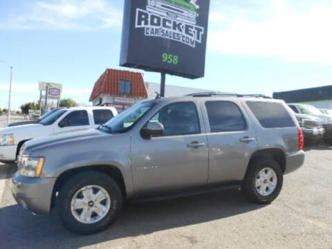 2007 Chevrolet Tahoe for sale at Rocket Car sales in Covina CA
