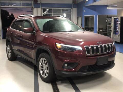 2019 Jeep Cherokee for sale at Simply Better Auto in Troy NY