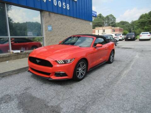 2016 Ford Mustang for sale at 1st Choice Autos in Smyrna GA