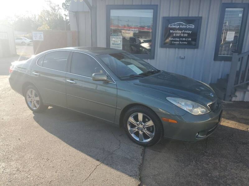 2006 Lexus ES 330 for sale at Rutledge Auto Group in Palestine TX