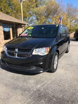 2018 Dodge Grand Caravan for sale at FRANK E MOTORS in Joplin MO