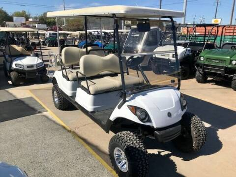 2014 Yamaha Drive Concierge 6 Pass Gas for sale at METRO GOLF CARS INC in Fort Worth TX