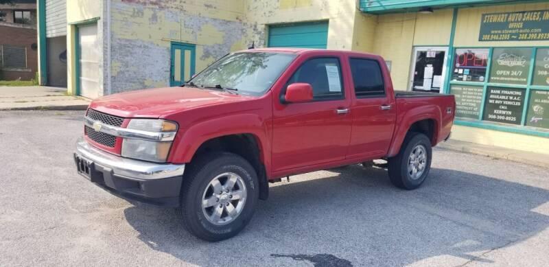 2011 Chevrolet Colorado for sale at Stewart Auto Sales Inc in Central City NE