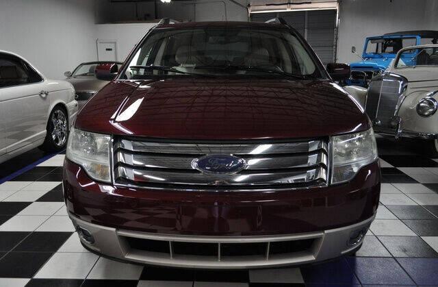 2008 Ford Taurus X Eddie Bauer 4dr Wagon - Pompano Beach FL