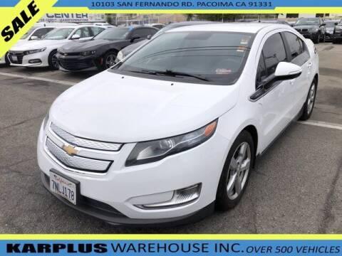 2015 Chevrolet Volt for sale at Karplus Warehouse in Pacoima CA