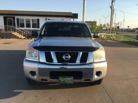 2010 Nissan Titan for sale at Zoom Auto Sales in Oklahoma City OK