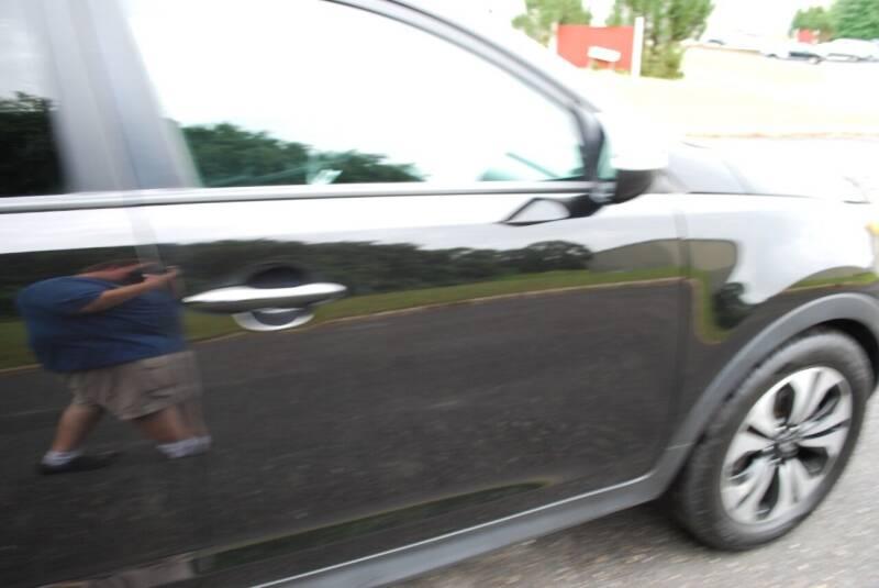 2013 Kia Sportage AWD SX 4dr SUV - New Milford CT