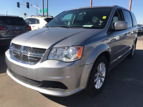 2016 Dodge Grand Caravan for sale at Town and Country Motors in Mesa AZ