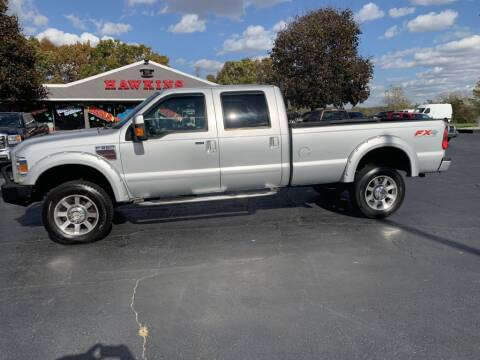 2009 Ford F-350 Super Duty for sale at Hawkins Motors Sales in Hillsdale MI
