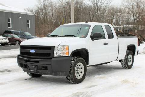 2009 Chevrolet Silverado 1500 for sale at Great Lakes Classic Cars & Detail Shop in Hilton NY