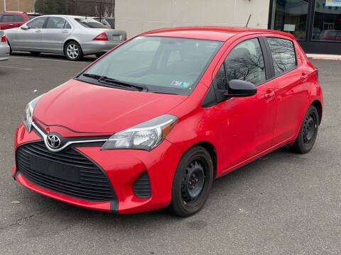 2016 Toyota Yaris for sale at MAGIC AUTO SALES in Little Ferry NJ