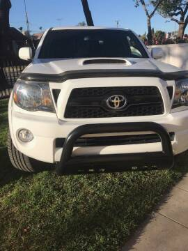 2011 Toyota Tacoma for sale at Ournextcar/Ramirez Auto Sales in Downey CA