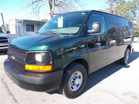 2015 Chevrolet Express Passenger for sale at Culpepper Auto Sales in Cullman AL
