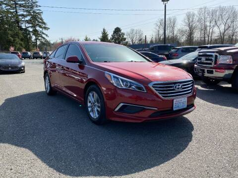 2016 Hyundai Sonata for sale at LKL Motors in Puyallup WA