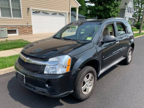 2007 Chevrolet Equinox for sale at Jordan Auto Group in Paterson NJ