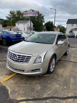 2013 Cadillac XTS for sale at Dream Auto Sales in South Milwaukee WI