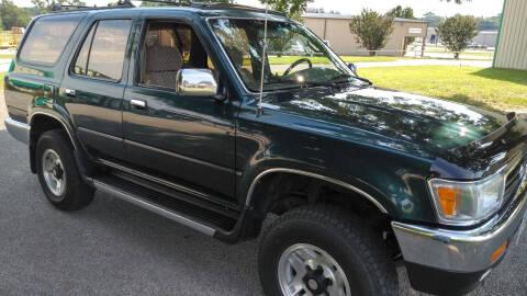 1994 Toyota 4Runner for sale at Haigler Motors Inc in Tyler TX