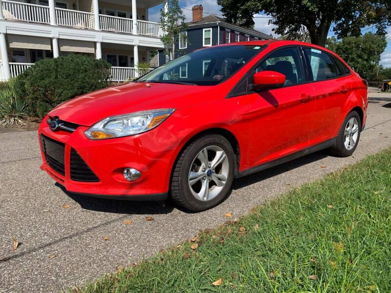 2012 Ford Focus for sale at PUTNAM AUTO SALES INC in Marietta OH