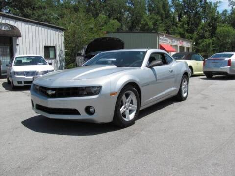 2012 Chevrolet Camaro for sale at Pure 1 Auto in New Bern NC