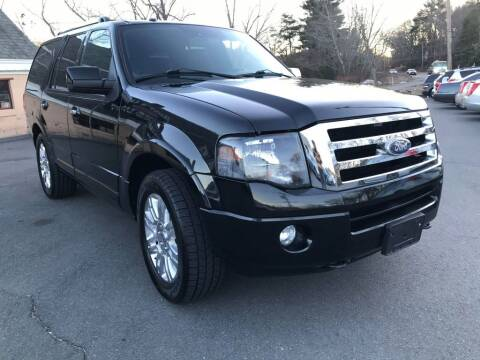 2011 Ford Expedition for sale at Dracut's Car Connection in Methuen MA