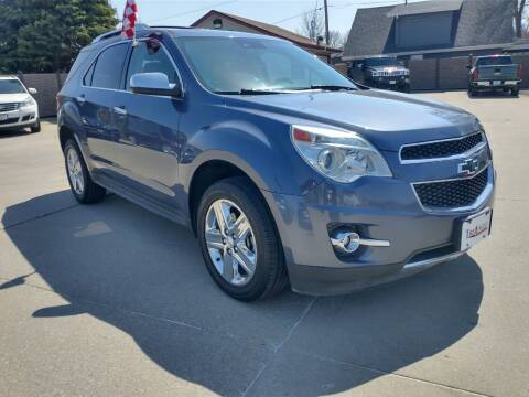 2014 Chevrolet Equinox for sale at Triangle Auto Sales 2 in Omaha NE