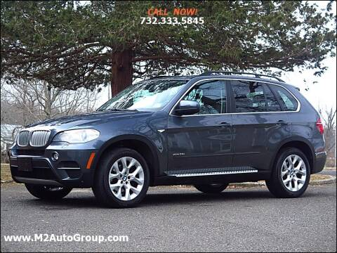 2013 BMW X5 for sale at M2 Auto Group Llc. EAST BRUNSWICK in East Brunswick NJ