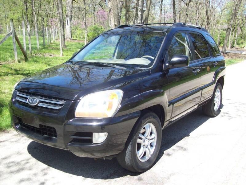 2005 Kia Sportage for sale at Edgewater of Mundelein Inc in Wauconda IL