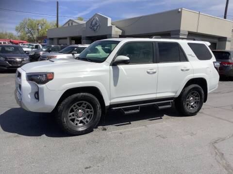 2019 Toyota 4Runner for sale at Beutler Auto Sales in Clearfield UT