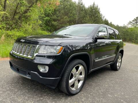 2011 Jeep Grand Cherokee for sale at Carrera AutoHaus Inc in Clayton NC