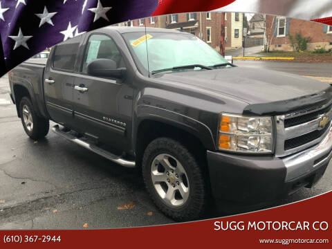 2010 Chevrolet Silverado 1500 for sale at Sugg Motorcar Co in Boyertown PA