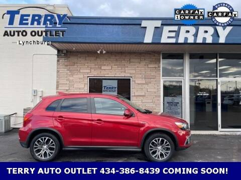 2019 Mitsubishi Outlander Sport for sale at Terry Auto Outlet in Lynchburg VA