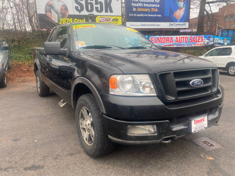 2005 Ford F-150 for sale at Elmora Auto Sales in Elizabeth NJ