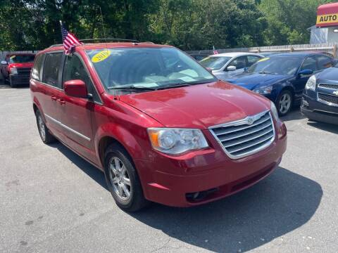 2010 Chrysler Town and Country for sale at Auto Revolution in Charlotte NC