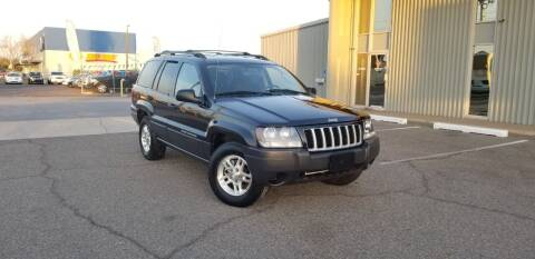 2004 Jeep Grand Cherokee for sale at EXPRESS AUTO GROUP in Phoenix AZ