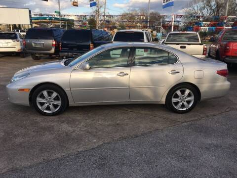 2005 Lexus ES 330 for sale at AMERICAN AUTO COMPANY in Beaumont TX
