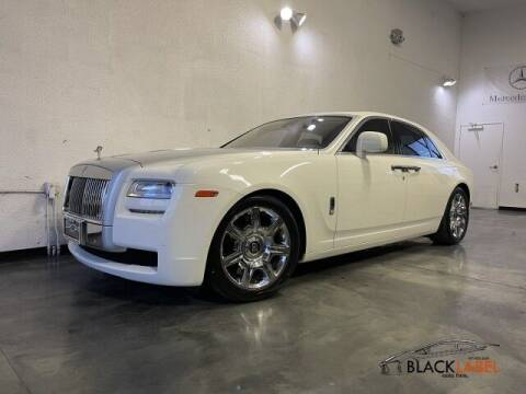 2010 Rolls-Royce Ghost for sale at BLACK LABEL AUTO FIRM in Riverside CA