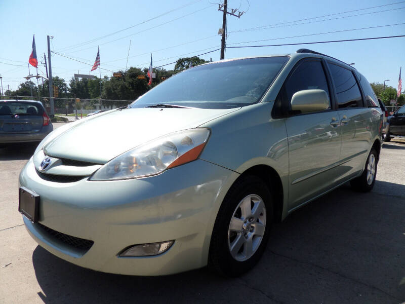 2010 Toyota Sienna for sale at West End Motors Inc in Houston TX