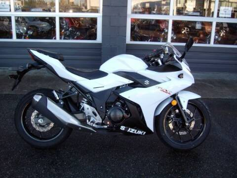 2018 Suzuki GSXR for sale at Goodfella's  Motor Company in Tacoma WA