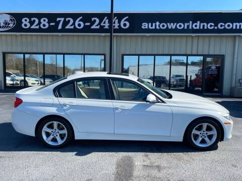 2014 BMW 3 Series for sale at AutoWorld of Lenoir in Lenoir NC
