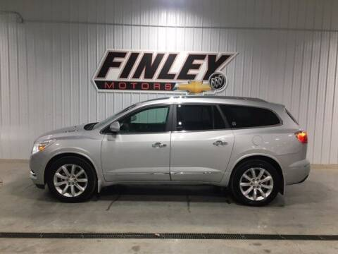 2016 Buick Enclave for sale at Finley Motors in Finley ND